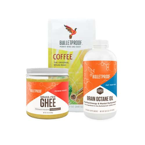Bulletproof Coffee & Ghee Kit