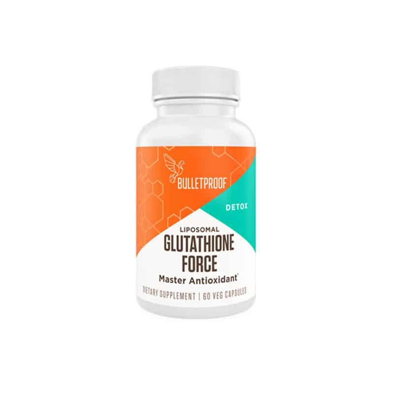 Bulletproof Glutathione Force (60 Capsules)