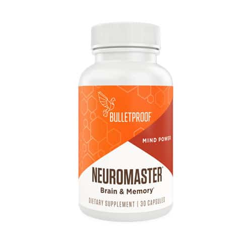 Bulletproof NeuroMaster - 30 Ct.
