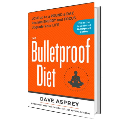 Bulletproof The Bulletproof Diet Book NEW YORK TIMES BESTSELLER