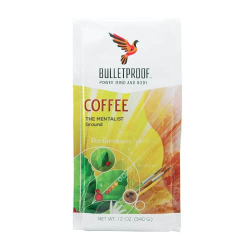 Bulletproof The Mentalist Dark Roast Ground