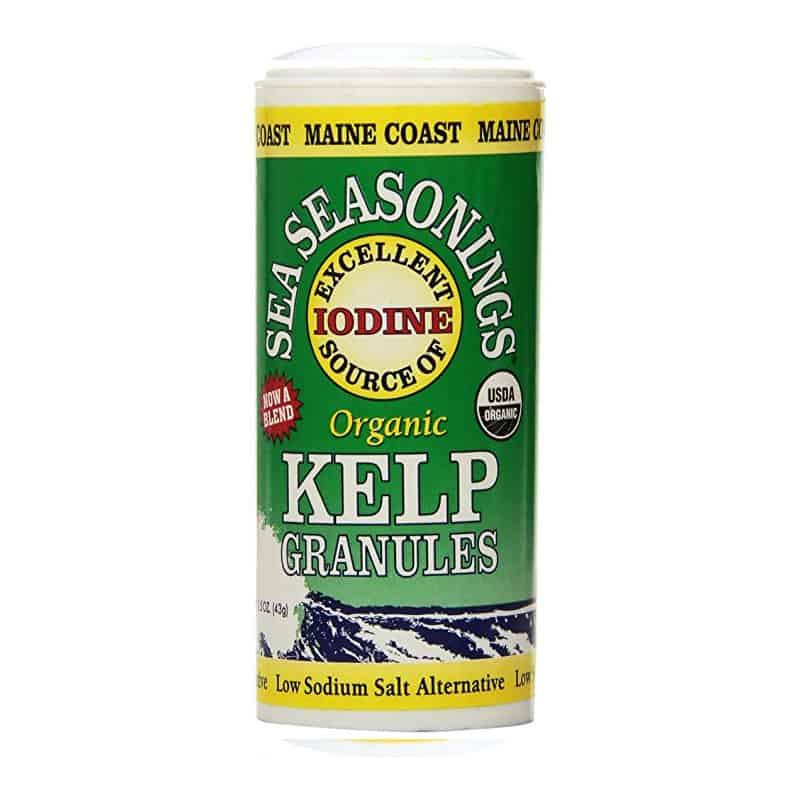 Marine Coast Sea Vegetables Kelp Granules (1.5 oz)