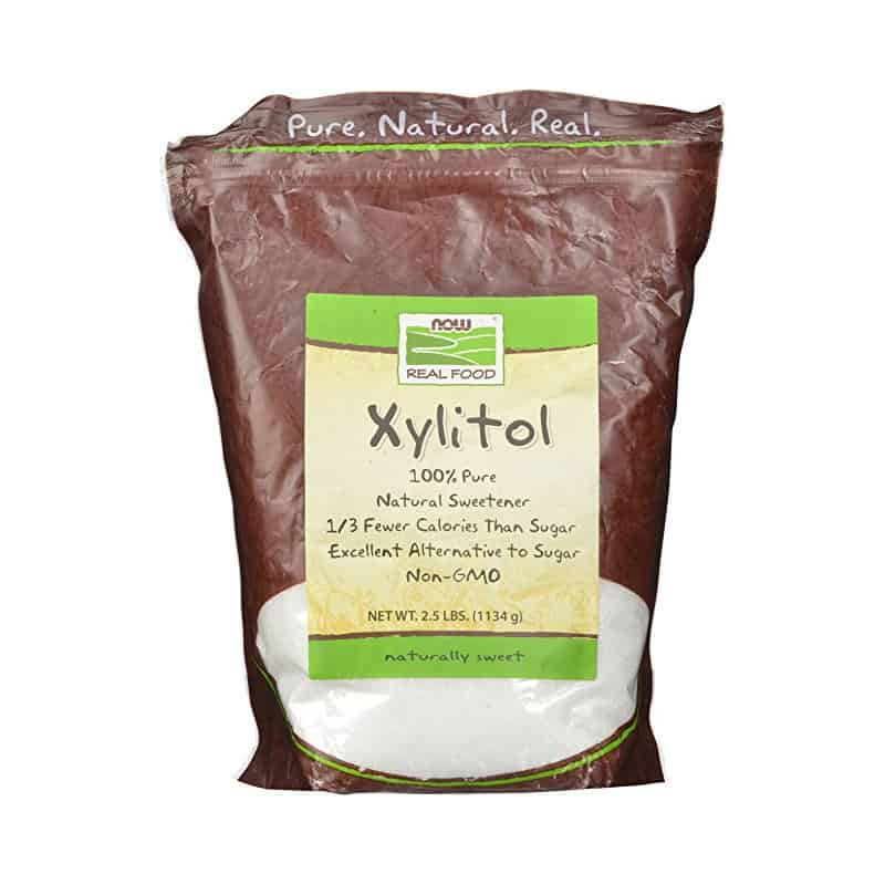 NOW Foods Xylitol (2.5 pounds)