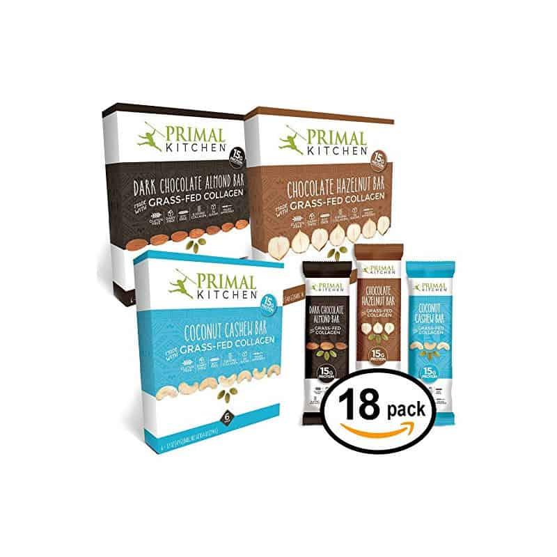Primal Kitchen Bars (3 pack)
